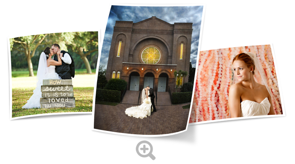 View Our Wedding Portfolios
