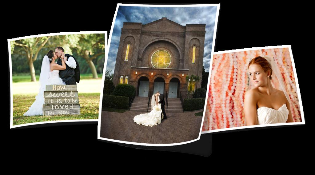 View Our Wedding Portfolios