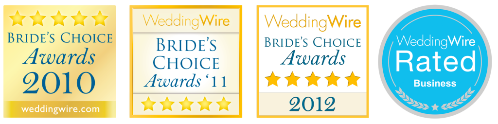 WeddingWire-badges