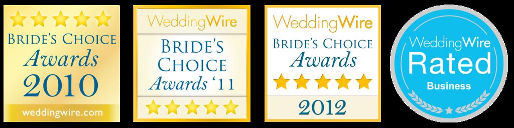 WeddingWire-badges