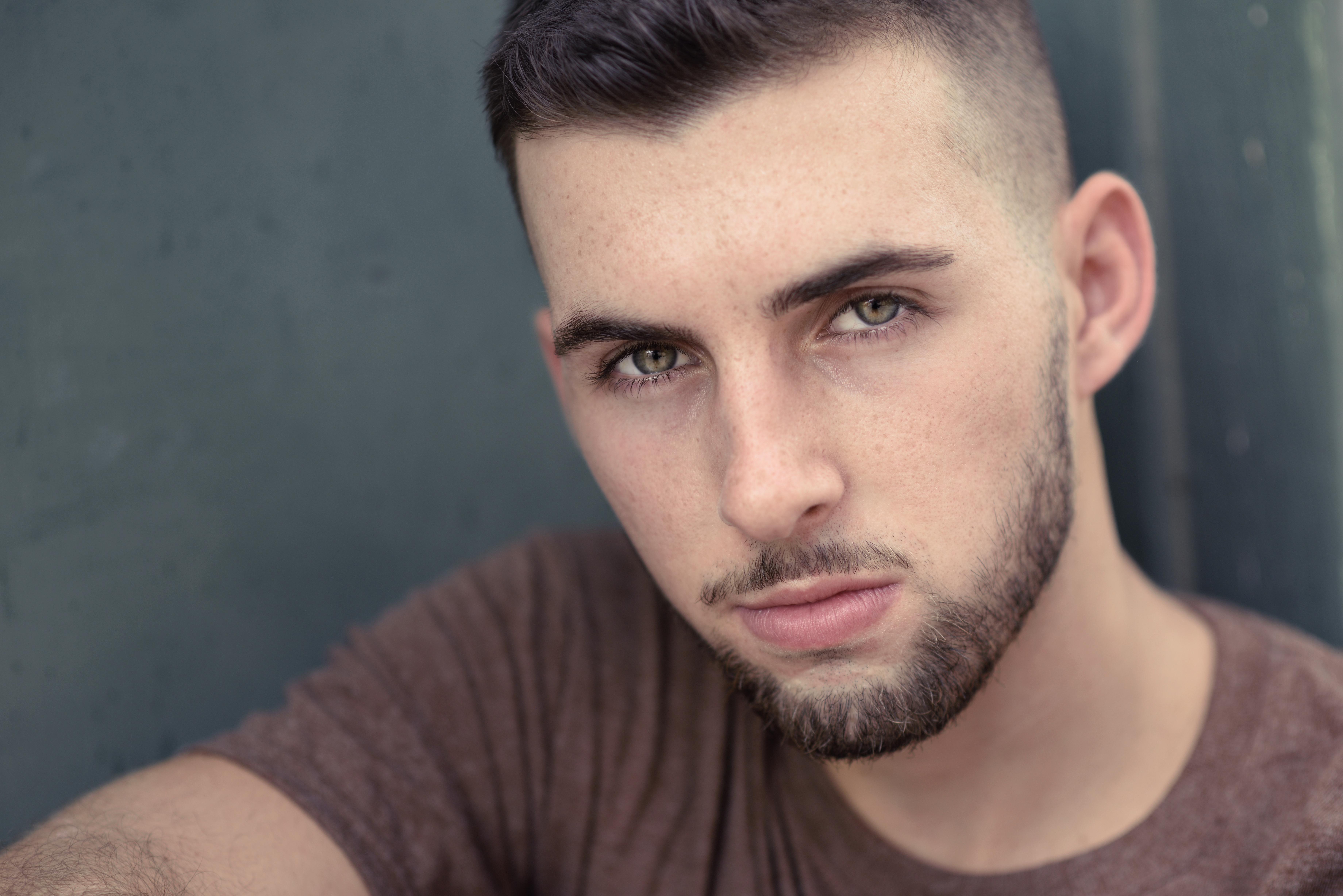 Actor Headshots Outdoors in Bradenton