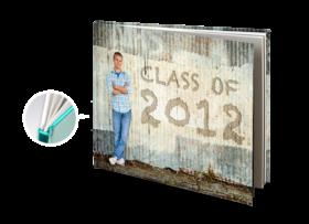 High School Senior Photo Books