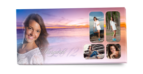 Stunning Senior Gallery Wrap