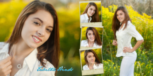 Creative High School Senior Pictures and Albums