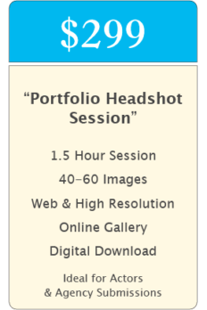 """Portfolio"" Headshot Package"
