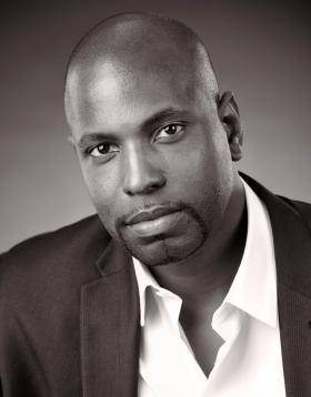 Studio Headshot African American
