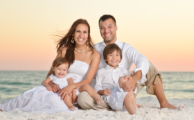 Best Family Portraits Beach