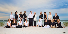 Large Business Portrait Anna Maria Beach